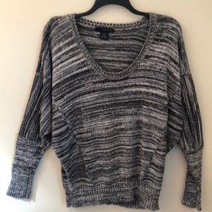 Calvin Klein chunky oversized cotton sweather, L